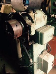 6in dia. 3 jaw Chuck Speed lathe... 2 speed..