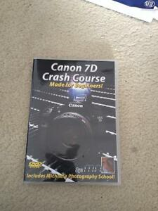 Canon 7d instructional video