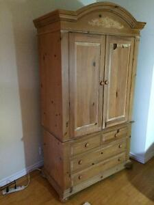 Broyhill Entertainment Armoire- media and TV