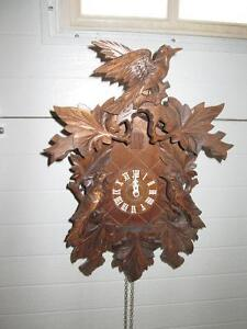 Authentic Black Forest Cuckoo Clock