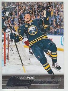 Jack Eichel Rookie Card London Ontario image 1