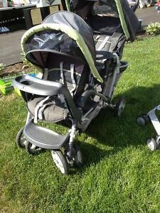 Graco Glider Double Stroller