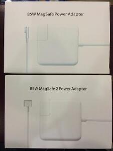 Brand new macbook chargers magsafe 1 or 2