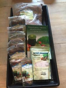 Complete Set Sprouting Seeds