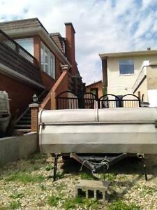 NORTHMAN HARD TOP trailer-CAN BE PULLED BY REGULAR CAR