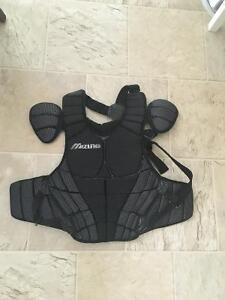 Mizuno Catcher Chest Guard