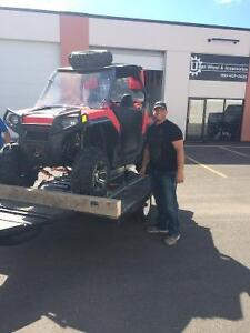 SNOWMOBILE, ATV, UTV, AND SMALL ENGINE REPAIR AND ACCESSORIES Strathcona County Edmonton Area image 7