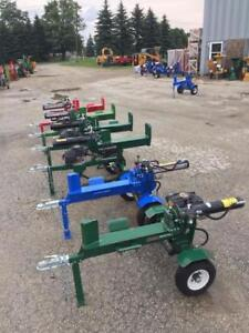 Large Selection of used but like new low priced Wallenstein Woodsplitters check out pricing below