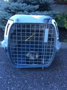 cage transport pour chat