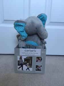 Carter's backpack safety harness