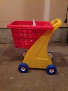Little Tikes Shopping Cart for Sale Edmonton Edmonton Area image 1