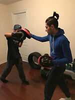 Learn boxing and self defence. (Boxing instructor/Top Boxer)