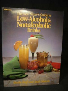 Mixer's Guide to Low Alcoholic and Non Alcoholic Drinks London Ontario image 1