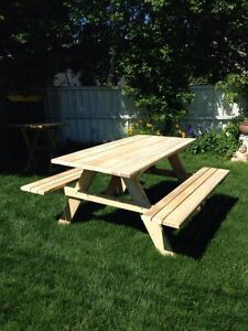 QUALITY PICNIC TABLES FOR SALE!