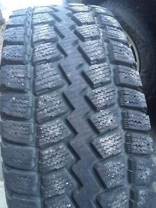 Trail Cutter Winter Tires for sale-LT275/70R18 London Ontario image 1