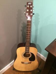 Peavy Acoustic Guitar