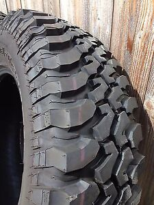 ONE BRAND NEW BF GOODRICH MUD TERRIAN KM 255/75R17 TIRE