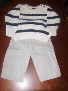 Boys Clothes, 17 Items, 12 months