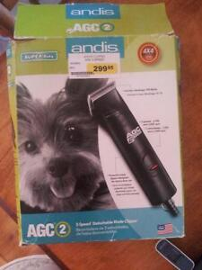 AGC Andis Dog clipper Super Duty 2 Speed