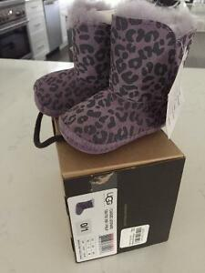 Infant leopard UGG  new with tags London Ontario image 1