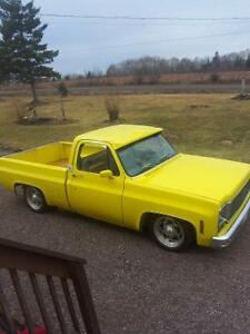 1977 Chev C10 Shortbox