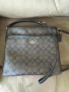 NEW Authentic COACH Crossbody File bag