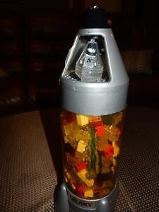 Lego rocket ship box of legos