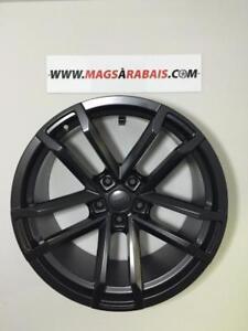 Mags 20 pouces Chevrolet Camaro (ZL1), disponible avec pneus