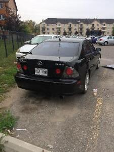 2002 Lexus IS Bicorps