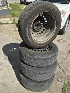 Grade 1 used Tire for sale