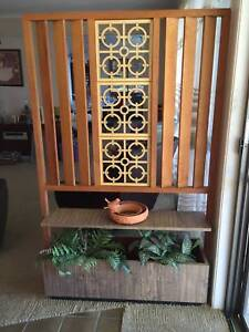 1960's room divider Mount Pleasant Mackay City Preview
