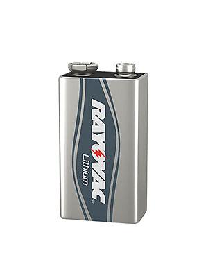 Rayovac 9V Lithium Battery