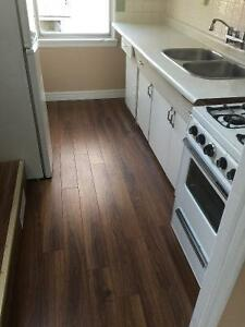 Main floor 2 bedroom house for rent on whyte Ave