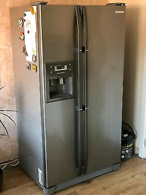 Samsung American ice and water dispenser