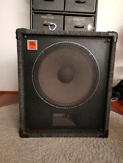 JBL Bass Speaker Cabinet