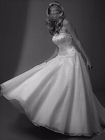 Beautiful Wedding Dress, Brand New, only sale for 400 pounds