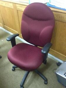 Perfect for school or office. Have 5 point Ergo Desk Chairs Cambridge Kitchener Area image 1
