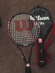 Wilson ultra series racquet Mornington Mornington Peninsula Preview