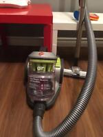 Hoover wind tunel air for hard floor