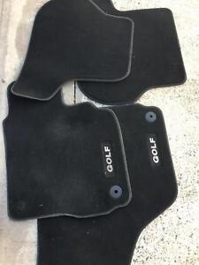 VW Golf  Floor Mats for sale Wollstonecraft North Sydney Area Preview