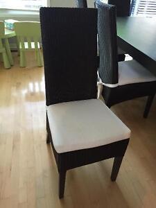 Chaises de salle à manger Maison Corbeil