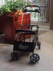 Baby Trend Snap and Go Wheels
