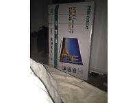 "Hisense 55"" CURVED 4KultraHD SMART TV"