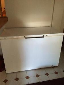 big freezer in white for sale