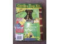 Outdoor Tap Kit - Brass Tap and Fittings - Brand New