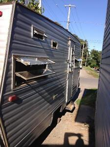 Camper for sale 1000$ obo up for trades Peterborough Peterborough Area image 4