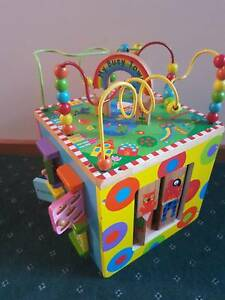 Kids activity cube Surrey Hills Boroondara Area Preview