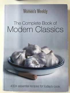 Women's Weekly Cookbook - The Complete Book of Modern Classics