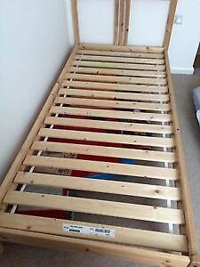 BRAND NEW IKEA SINGL SULTAN BED FRAME with SLATS RRP$120,NOW$40!! Sydney City Inner Sydney Preview