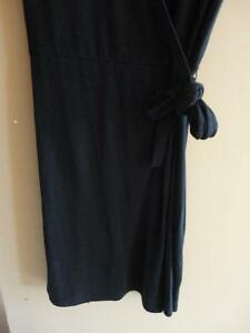 Women's Old Navy black jersey knit cap sleeve dress small NWT London Ontario image 4